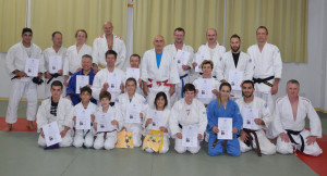 Nage No Kata - Workshop