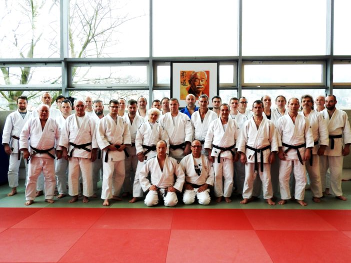 Kime-no-Kata in Dresden