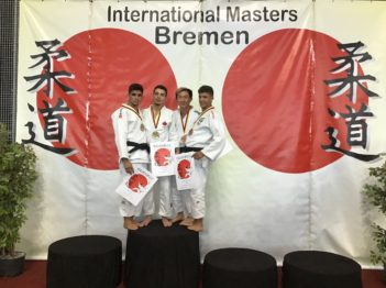 3x Bronze in Bad Blankenburg und Bremen
